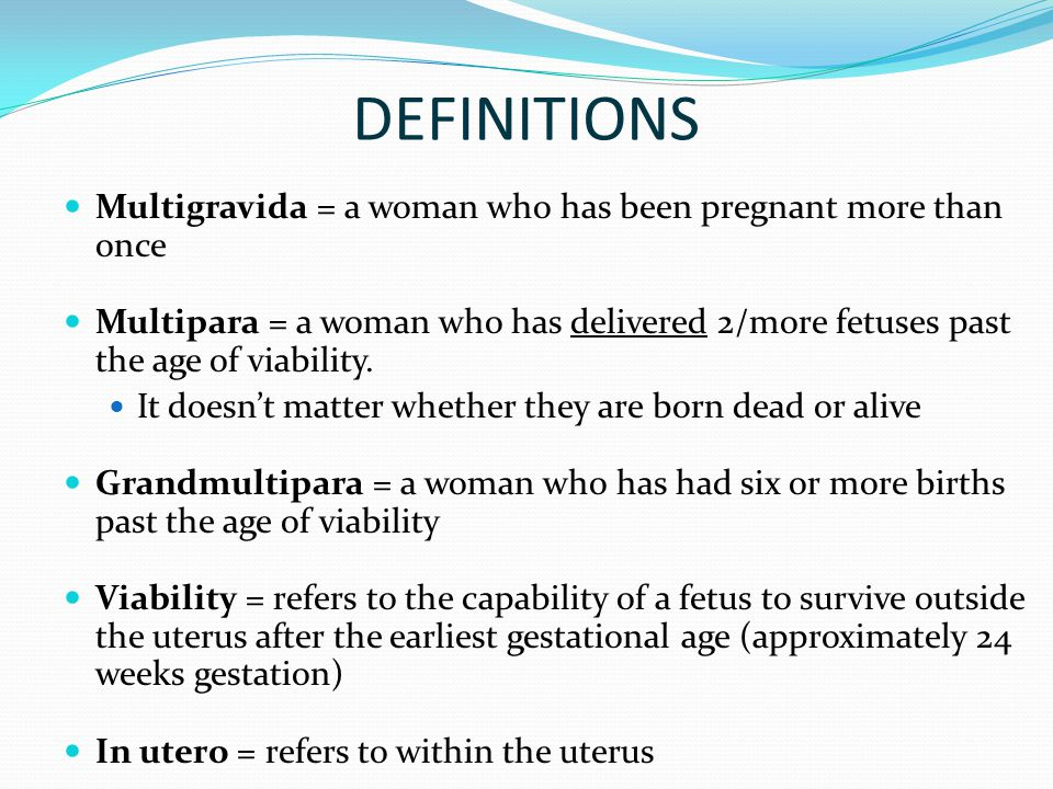 DIAGNOSIS OF PREGNANCY. MATERNAL ADAPTATION TO PREGNANCY ...