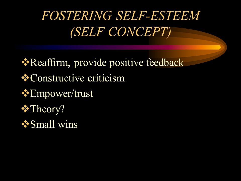 agreeableness self esteem and people Unlv – mgt 301 – chapter 11 & 12 test answers a) self-esteem b) external locus of control c) emotional intelligence d) self-efficacy e) agreeableness 7 those high in this emotional intelligence trait tend to be empathetic.