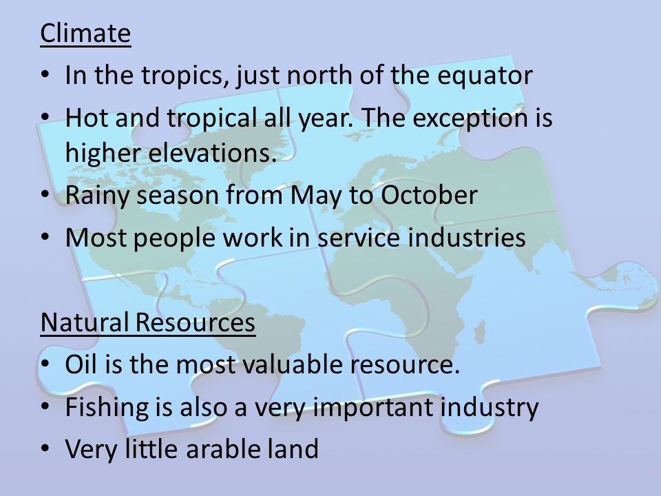 What Is Venezuela S Most Important Natural Resource