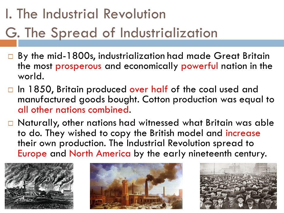 the negative impact of the industrial revolution in europe in the 1800s A review of the effect railroads had on the industrial revolution  a fairly large impact on the industrial revolution  in both the us and in europe poll.