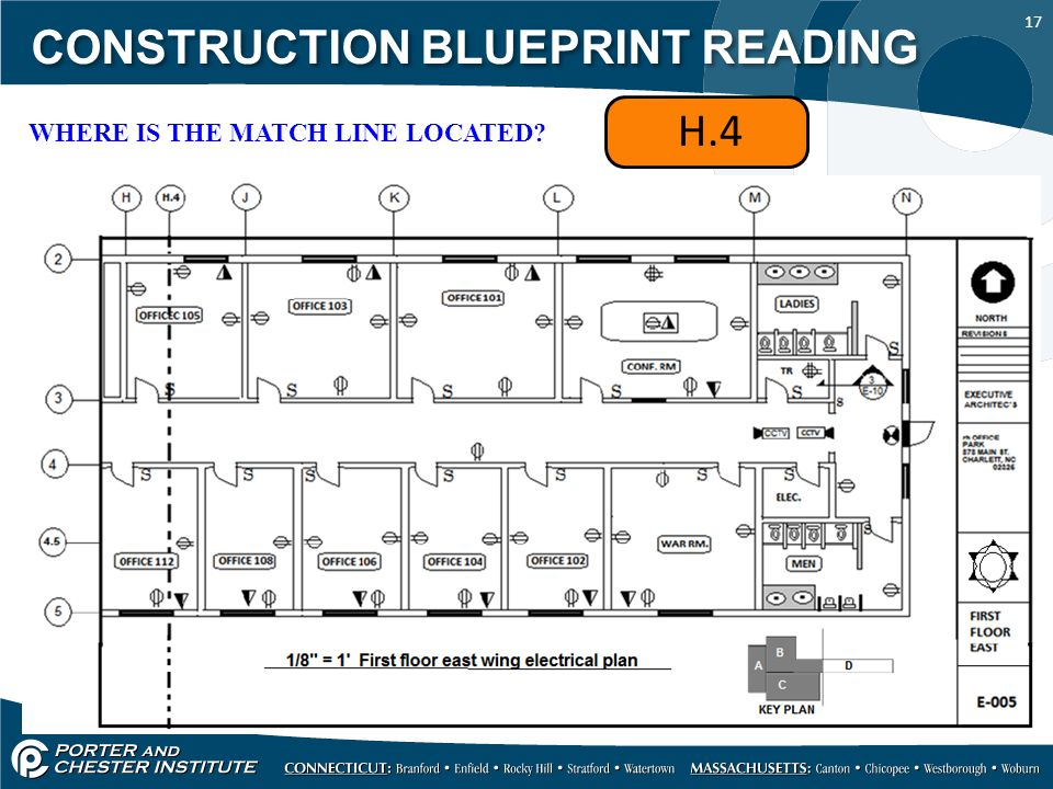 Construction blueprint reading ppt video online download construction blueprint reading malvernweather
