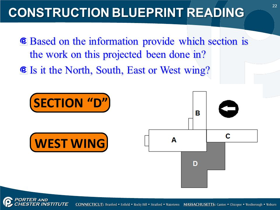 construction blueprint reading - ppt video online download