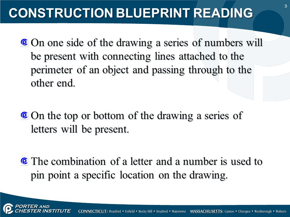 Construction blueprint reading ppt video online download construction blueprint reading malvernweather Image collections