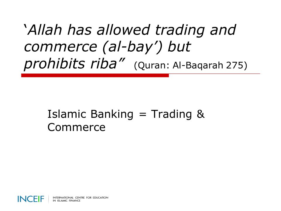 Is option trading allowed in islam