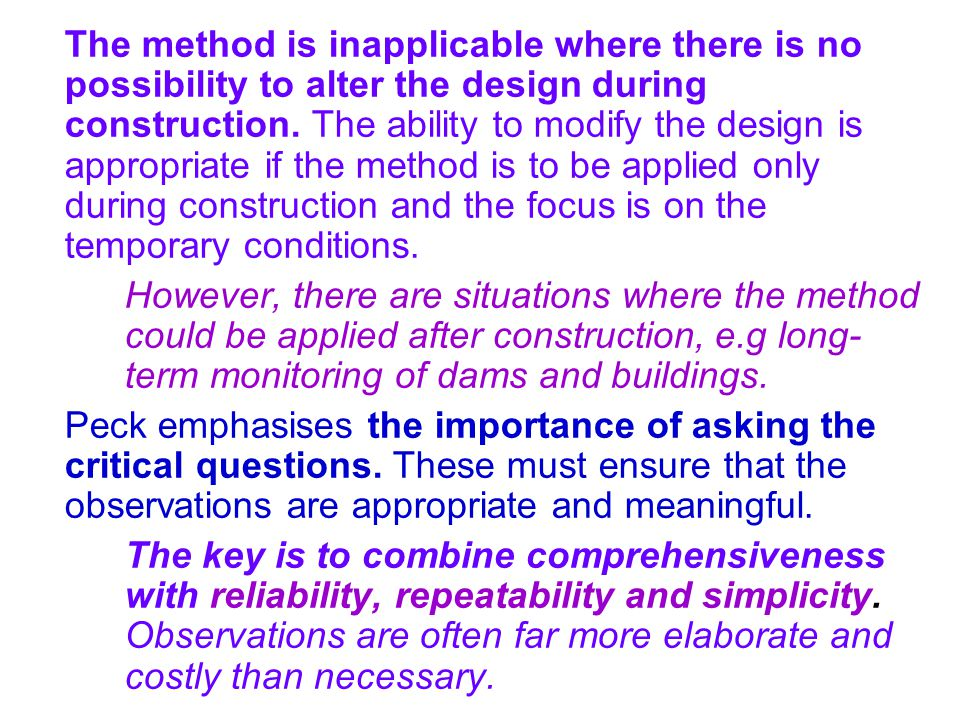 appropriate observation technique Tool: strengthening observational skills you will have to decide which observation technique is appropriate for each observation you make talk with your colleagues and with the beginning teacher to make this determination sharing the challenges or.