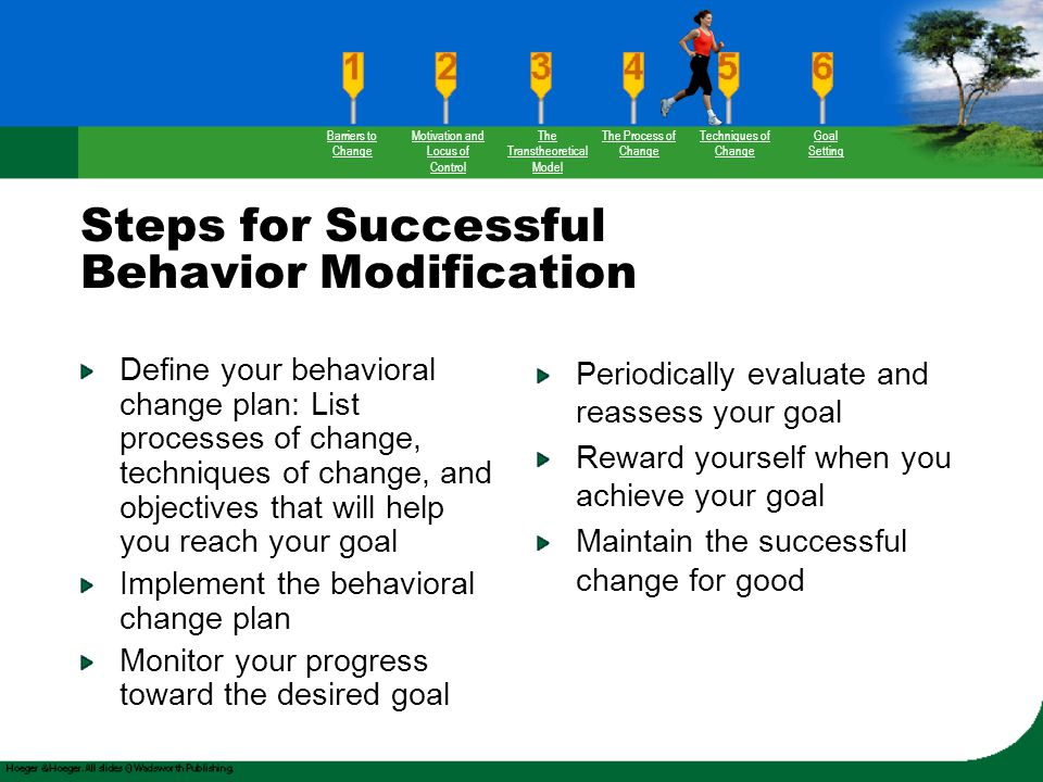 behavior change final report Introduction organizational behavior is the study of individual and group performance, an activity of an organization there are various factors that affect job like employee interaction, leadership, job performance, managerial styles and employee interaction.