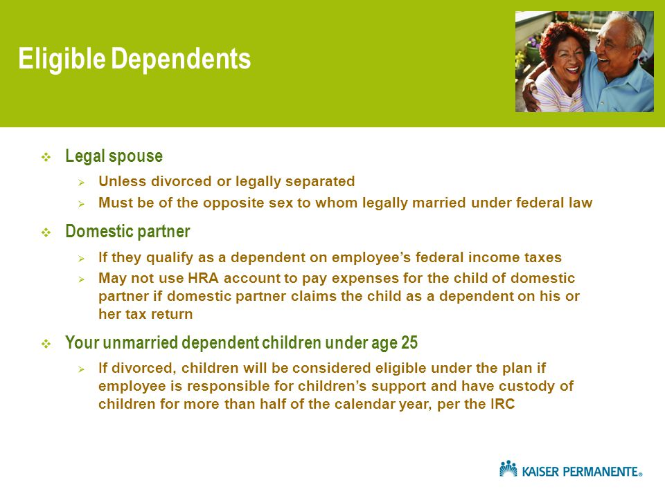 Calendar Year Legal Definition : For eligible kaiser permanente employees georgia region