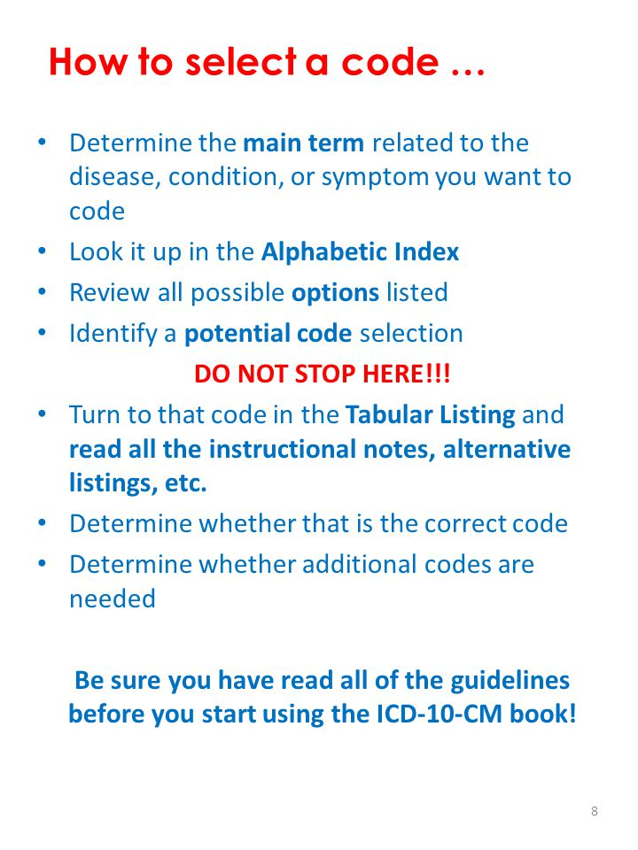 icd 10 official guidelines for coding and reporting