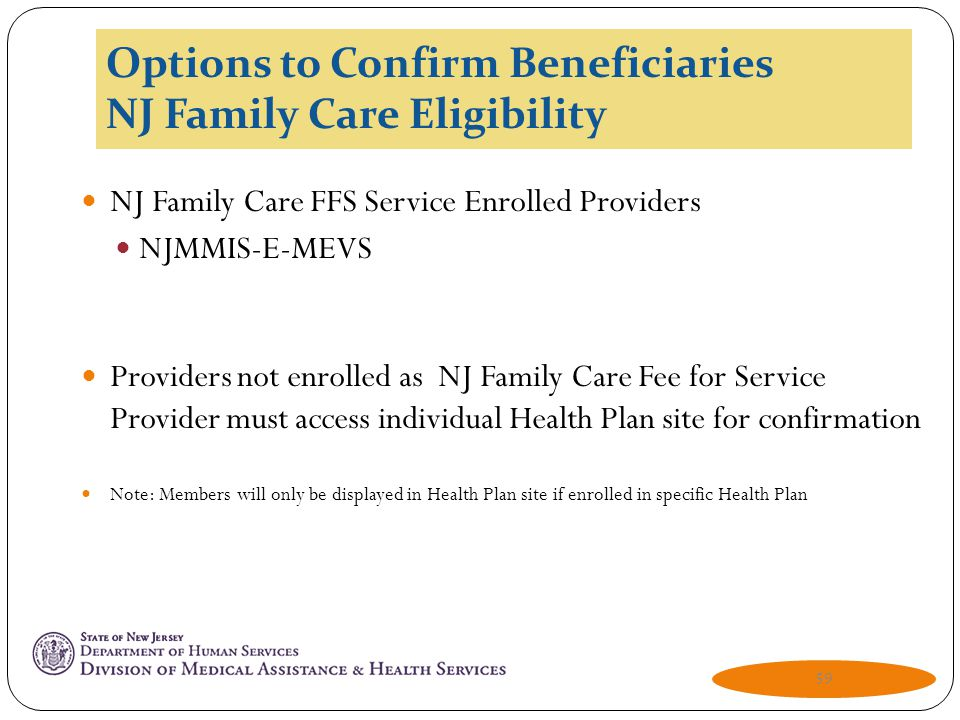 Nj Department Of Human Services Health Care Association Of