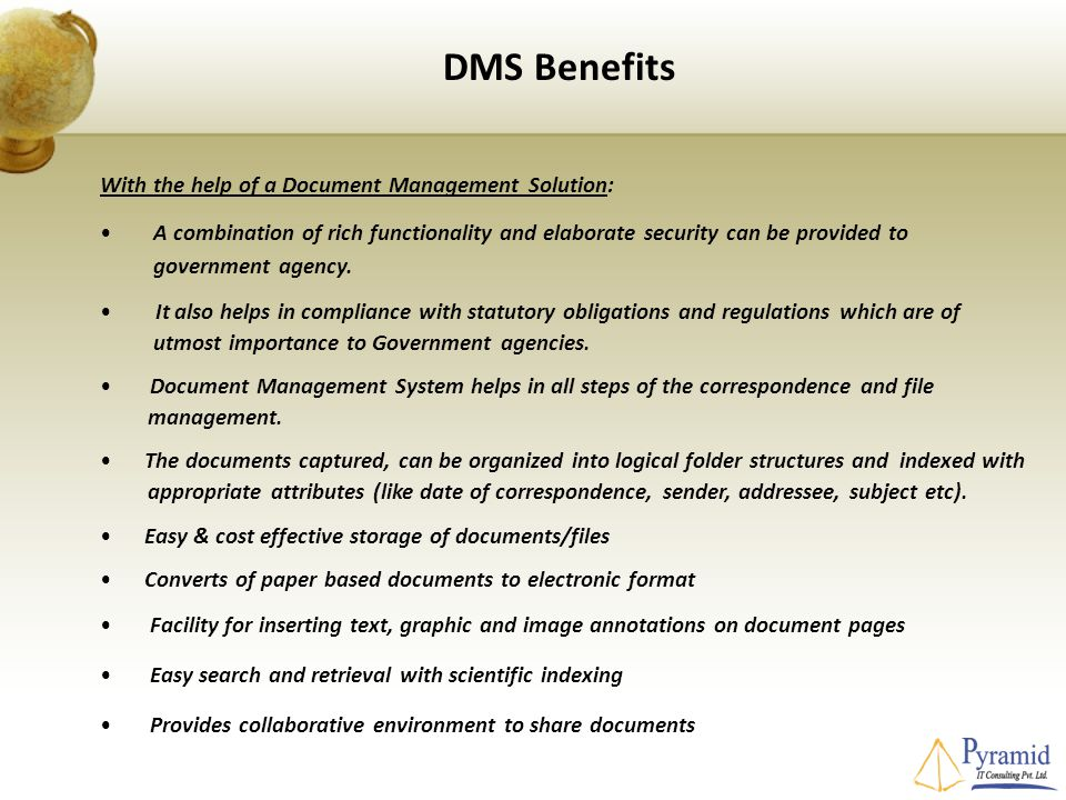 Document management systems and their importance