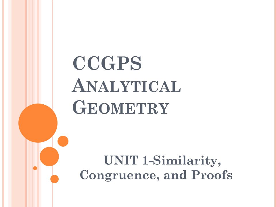 ccgps analytical geometry ppt video online download rh slideplayer com 10th Grade Geometry Study Guide Geometry Theorems