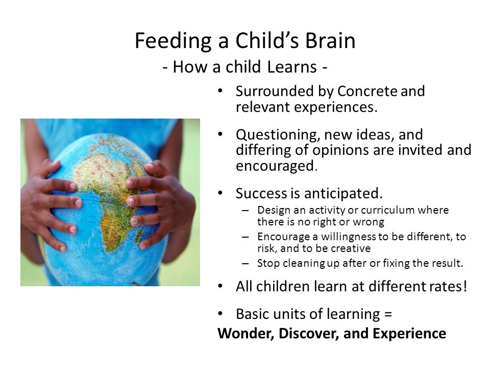 All Children Learn Differently - raft-hands-on.blogspot.com
