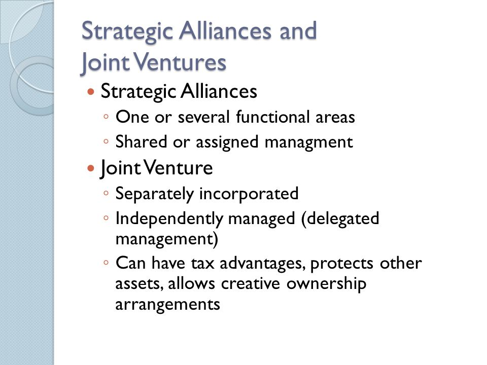 joint venture essay For profit joint venture or this assignment, complete the problem presented on page 432-433 (also below) in the text see page 380 for a general descriptio.