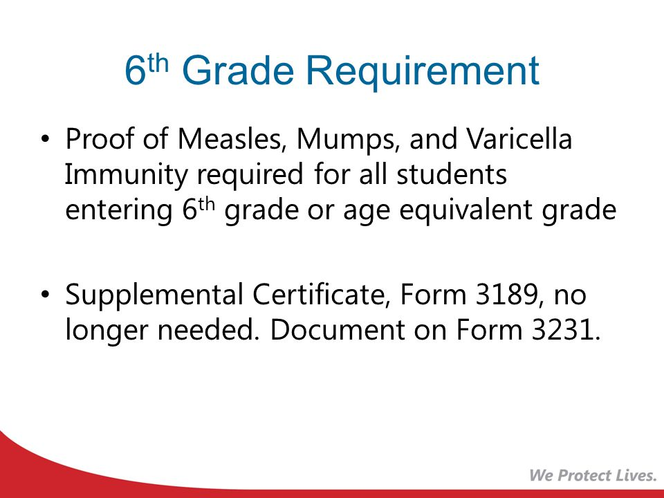 Georgia Requirements for School and Childcare Attendance - ppt ...