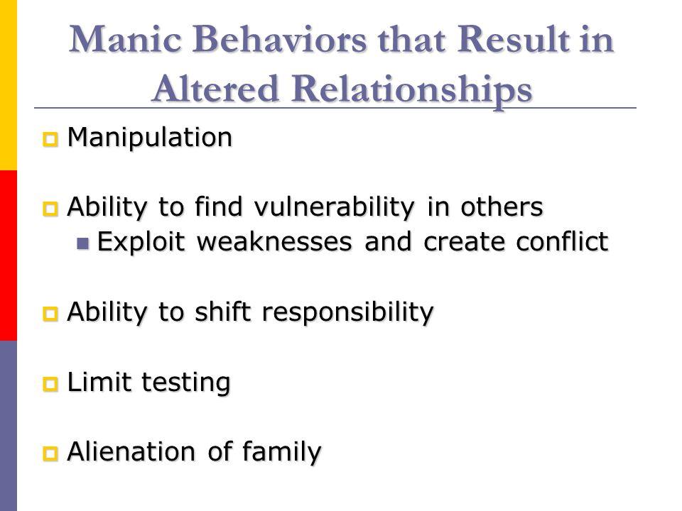 Dating a manic bipolar