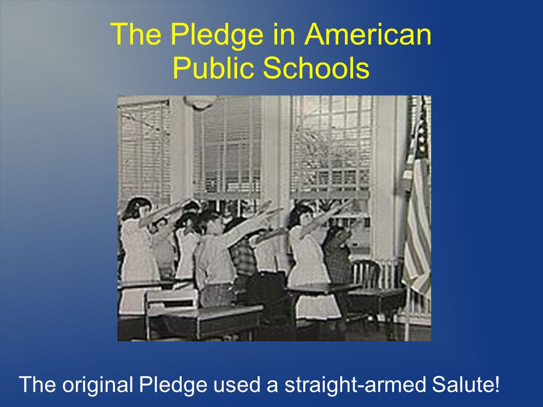 The Pledge in American Public Schools