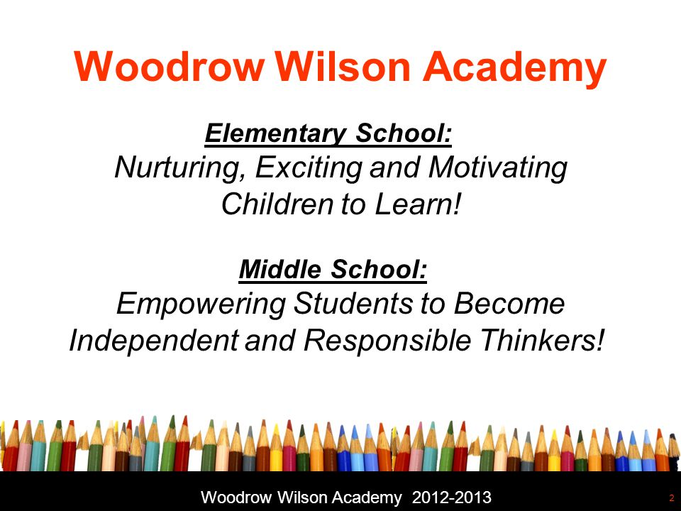 Back to school night ppt video online download woodrow wilson academy toneelgroepblik Gallery