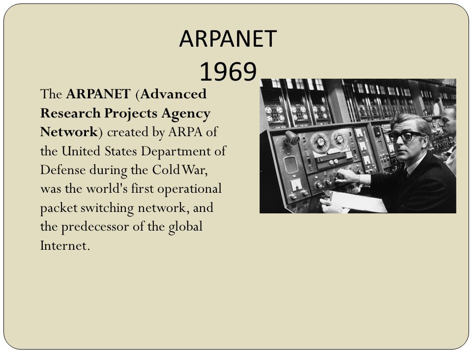 an analysis of the internet throughout the history of arpanet The production and interpretation of arpanet maps  morgan currie ieee annals of the history of computing, volume 37,  today's internet and while the arpanet.