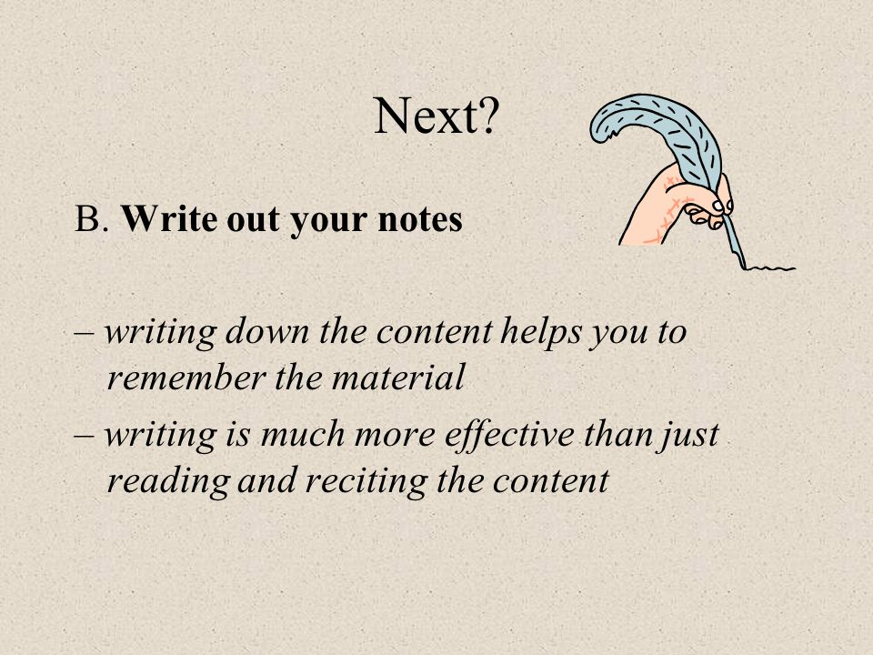 Need help to remember what you ve studied  How to make notes that     How to Set SMART WRITING GOALS