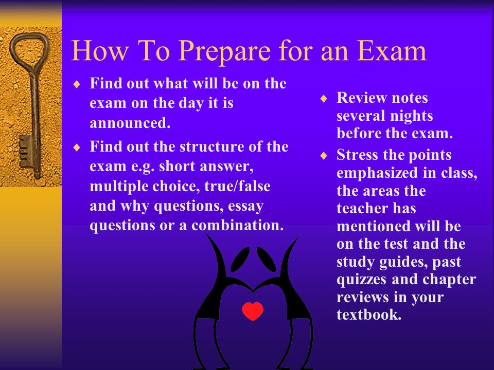 Review all class notes to prepare for a final exam  Cardinal Education   WordPress com