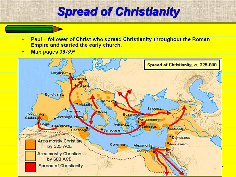 the impact of churches in the spread of christianity Faith and conflict: the global rise of  the global rise of christianity on  the rapid spread of christianity in economically marginal areas.