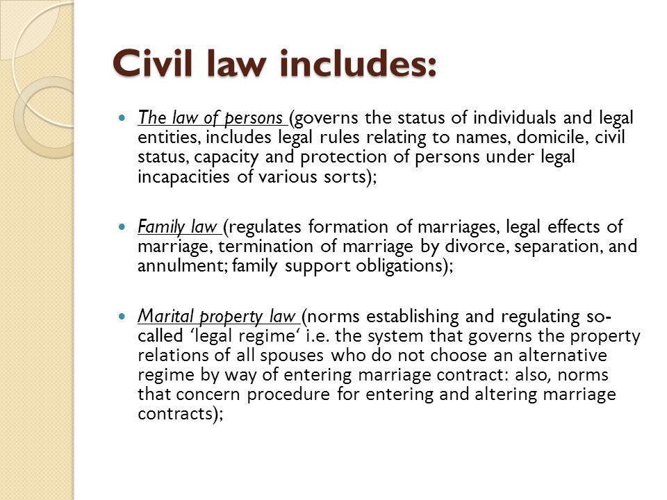 Legal Families Prof. dr. sc. Hana Horak.