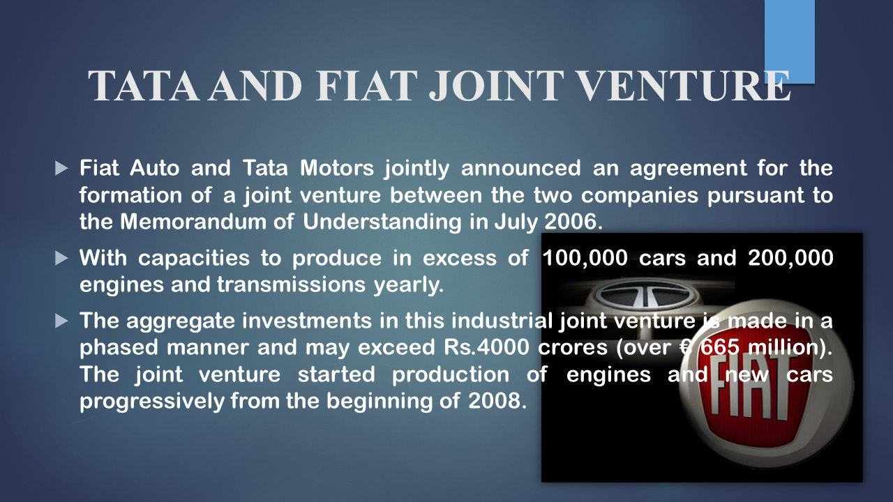 strategy and structure of tata motors