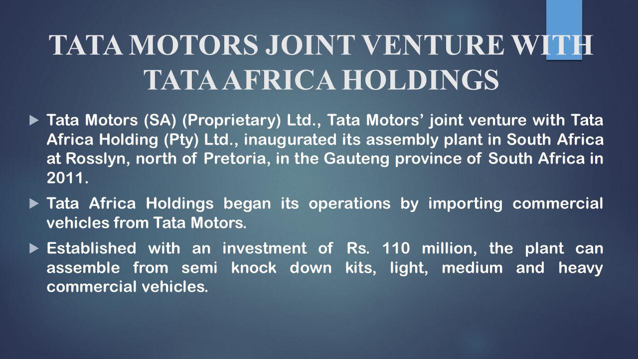 tata motors marketing strategy Lessons tata motors learnt from nano change in marketing strategy tata motors has seen a big change in the way it markets and advertises its cars today.