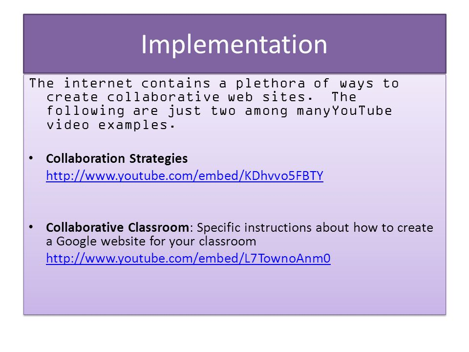 Collaborative Classroom Examples ~ Collaborative learning to maximize critical thinking ppt