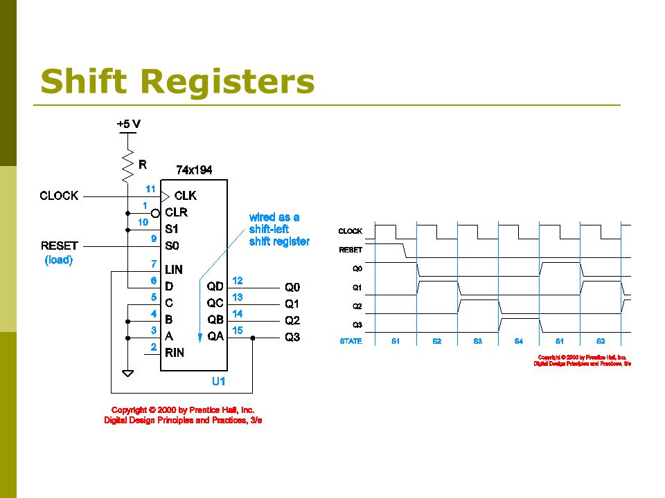 counters clocked sequential circuit whose state diagram