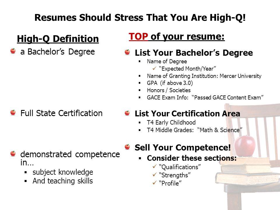 job searching for teachers
