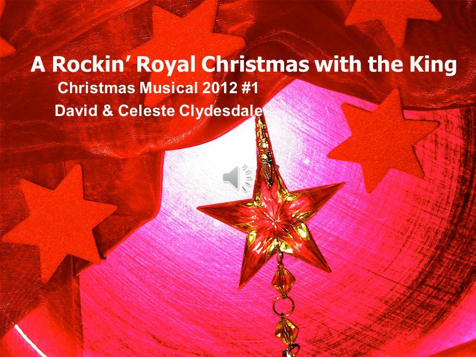 A Rockin' Royal Christmas with the King
