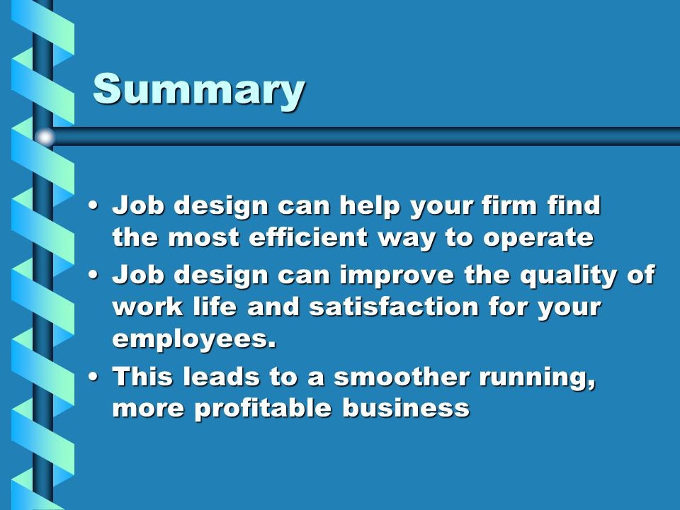 Slides by jill nicholson ppt download for Design firm jobs