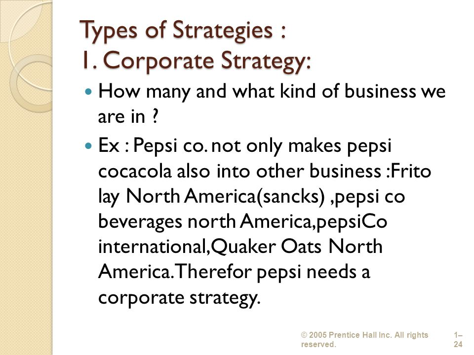 pepsi co horizontal integration Forward vertical integration in business is when a manufacturer decides to perform distribution and/or retail functions within the distribution channel this is.