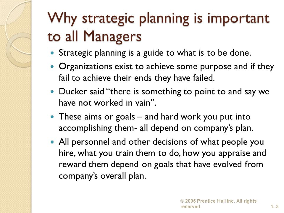 why managers failed in planning Planning is key to project management success all of the above factors and many others have an impact on and are in turn affected by the project planning aspect of project management why it projects still fail.