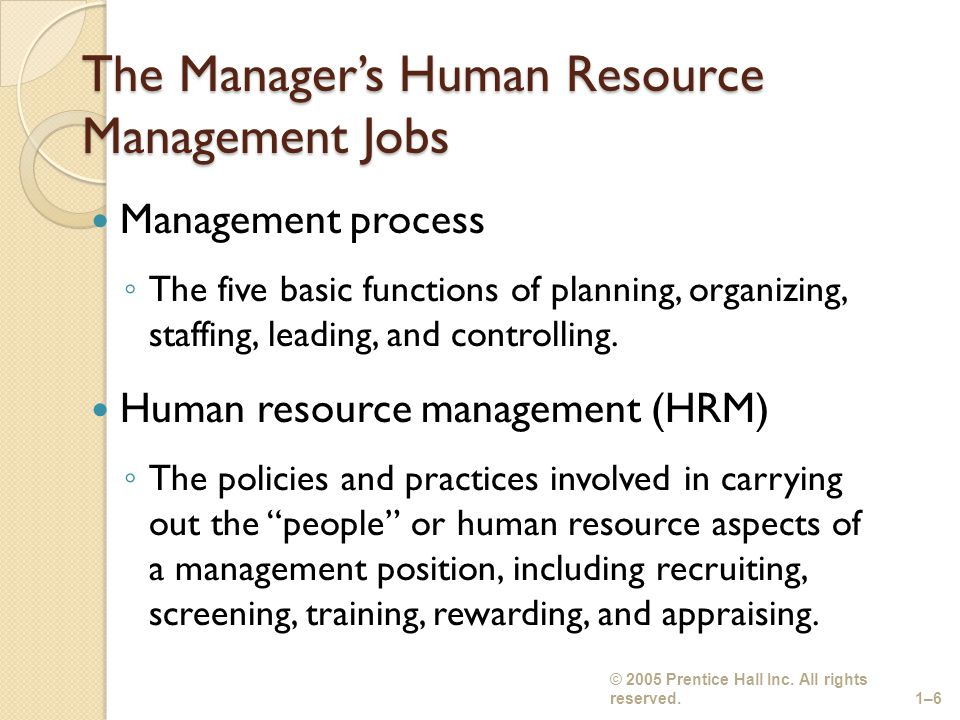 basic functions human resource management planning and This summary paper provides a full description and analysis of the human resource management (hrm) function included in this paper are key topics discussed in this module: the basic functions of human resource management: planning and forecasting human resource requirements, recruitment and selection, appraisal, evaluation and employee motivation.