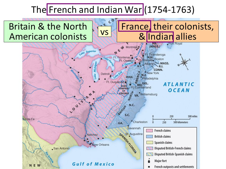 Essential Question How Did Imperial Competition Between Britain France Lead To The French