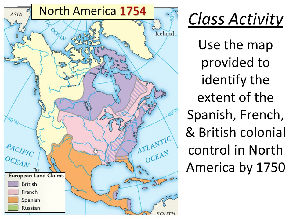 difference s and similarities between english and french colonies in north america Start studying compare the motives behind the colonization efforts of the spanish, french, english, and dutch and explain how and why colonies established by these nations differed learn vocabulary, terms, and more with flashcards, games, and other study tools.