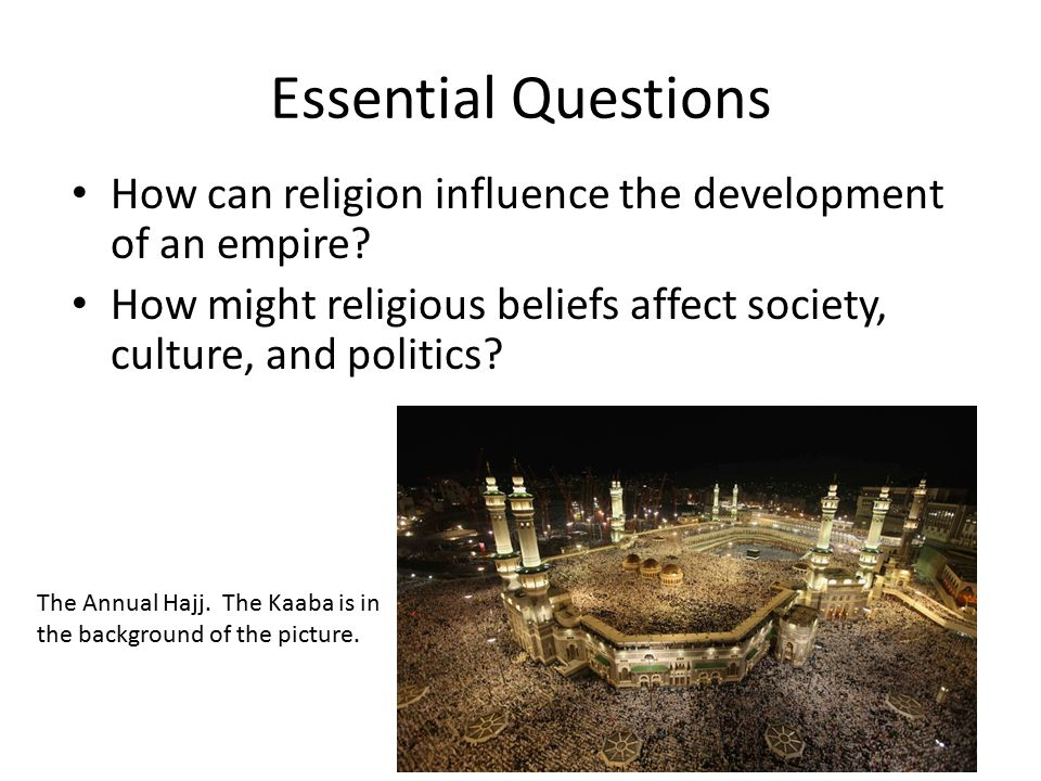 influence of religion on developing societies An overview on the importance of values and culture in ethical decision making home donate cart advisor development programs must address ethics and the role students are often developing their decision-making processes and may question the values held by their families and society.