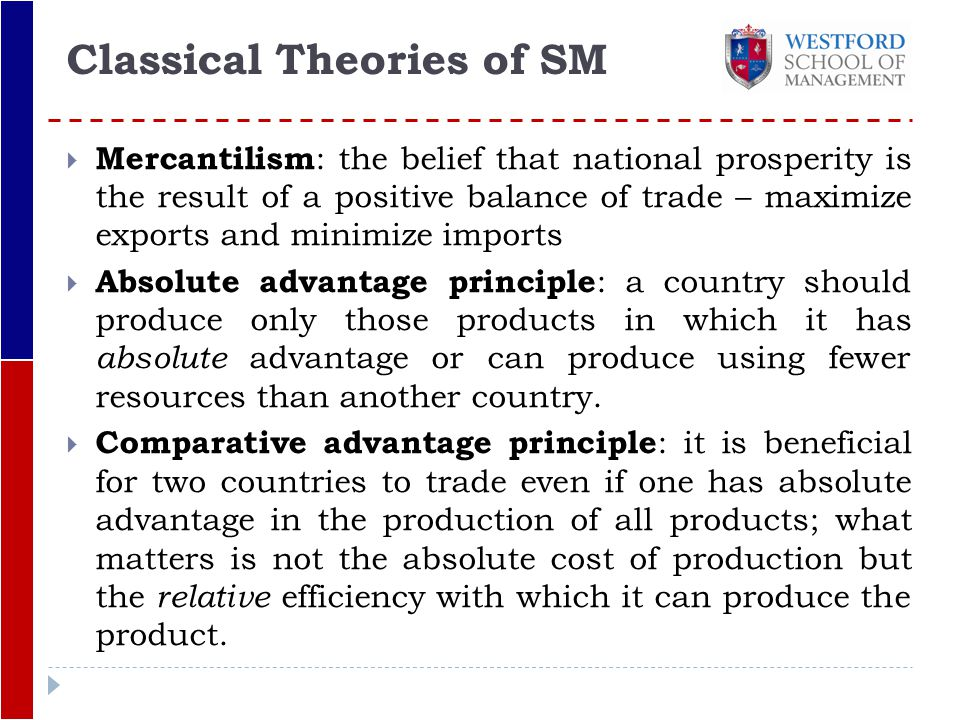 Theories of management under the classical