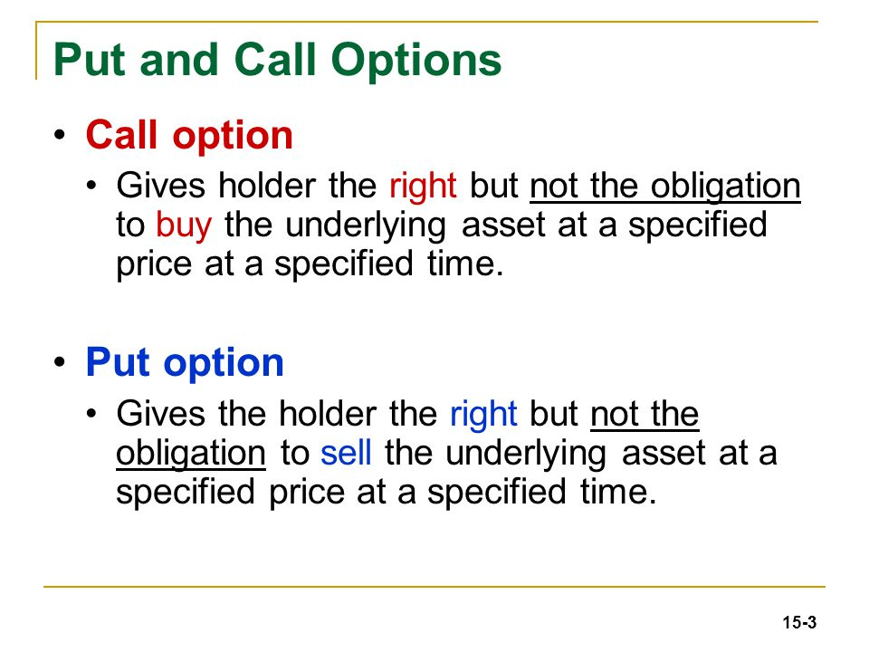 how to buy puts and calls