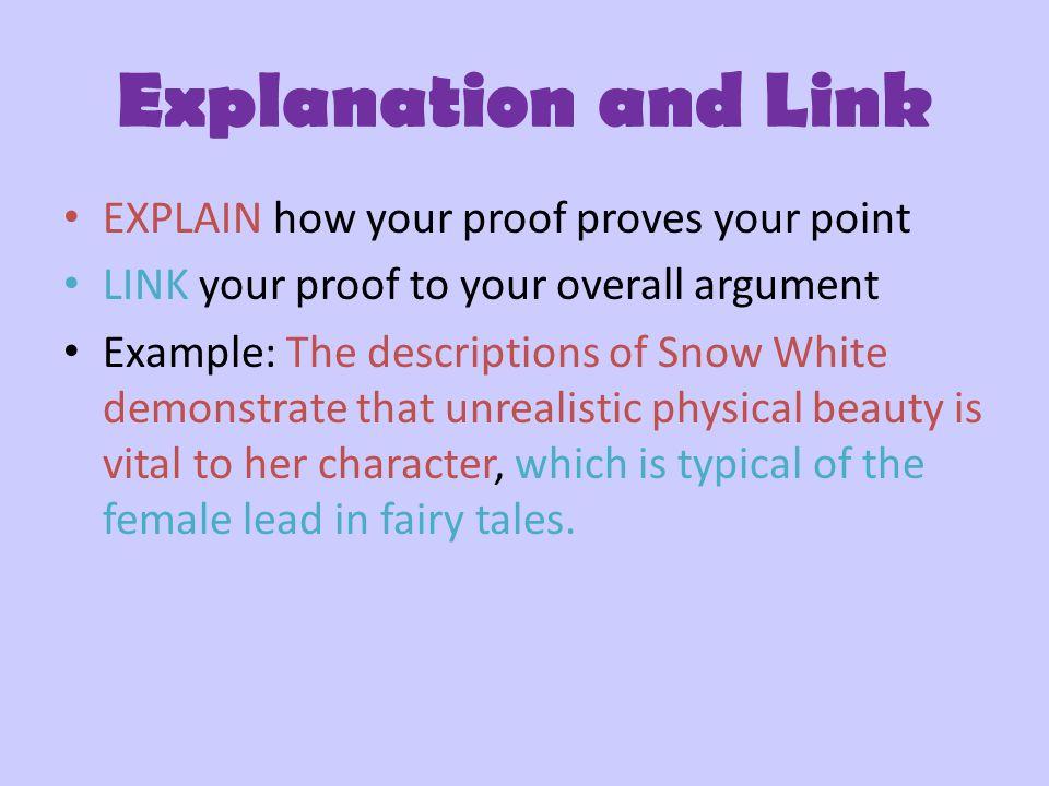 Closing Argument >> Point, Proof, Explanation Paragraphs - ppt video online download