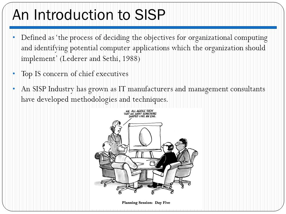 An Introduction to SISP