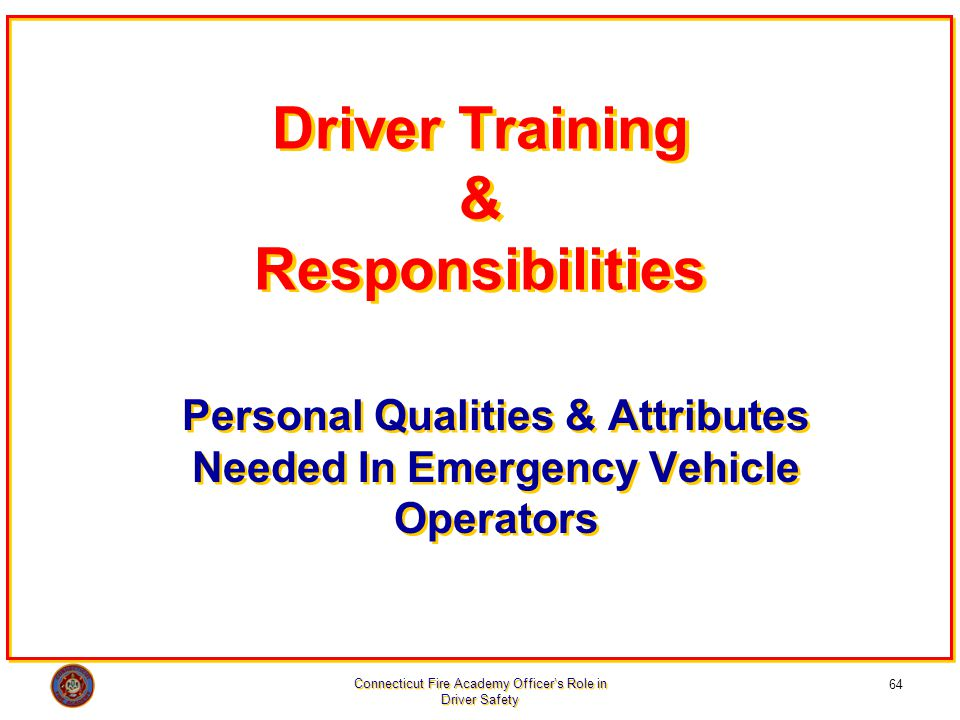 Connecticut Fire Academy - Ppt Download