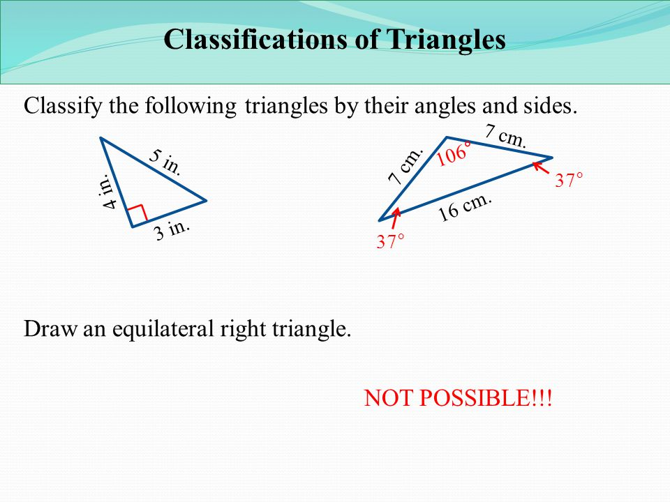 Lesson 3 3 4 Parallel Lines And The Triangle Angle Sum Theorem Ppt Video Online Download