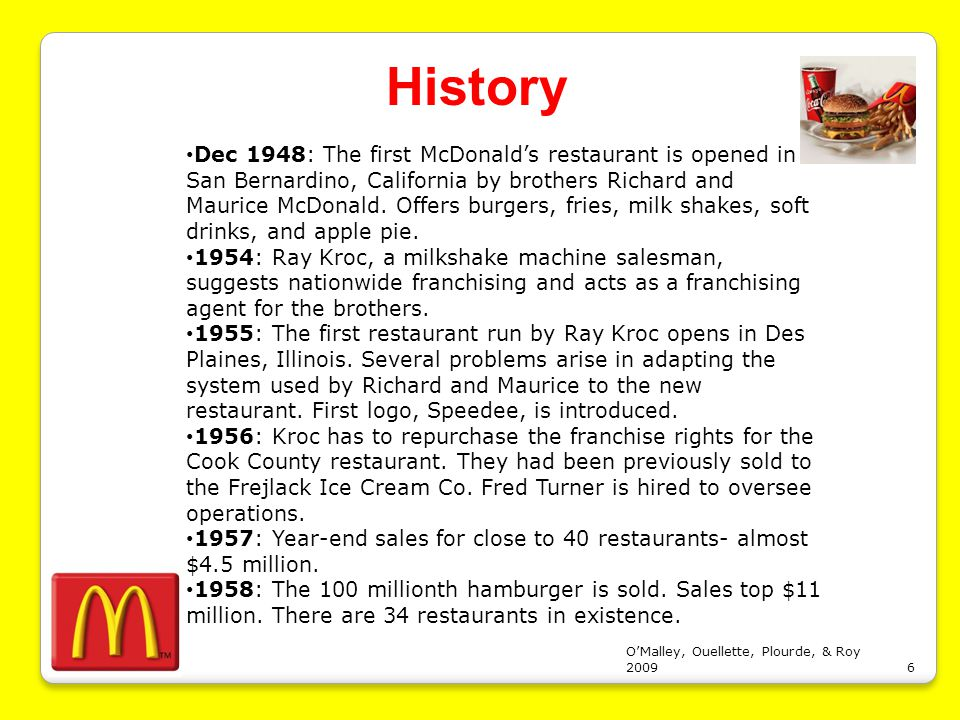 mcdonald case study problems Back in 1994, stella liebeck vmcdonalds restaurants became one of the most talked about lawsuits in american historyto this day, that new mexico state court case is an essential component of any tort reform debate or discussion of litigation lore.