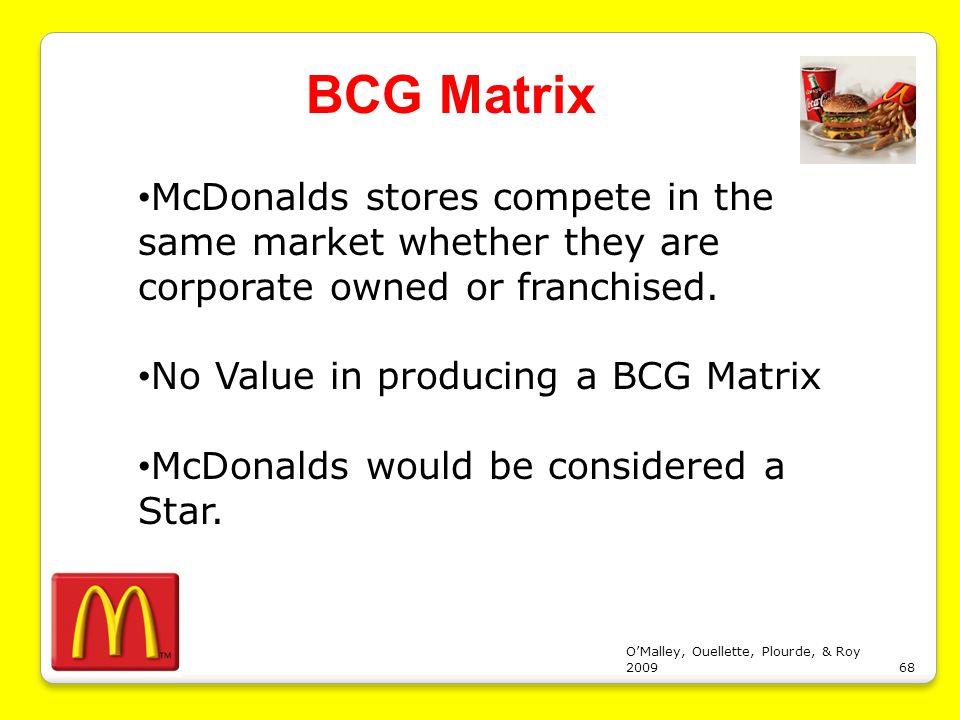 mcdonalds corporation space matrix Starbucks corporation's common stock trades on the nasdaq global select   originally known as mcdonalds bar-b-q restaurant in 1940, the restaurant was.