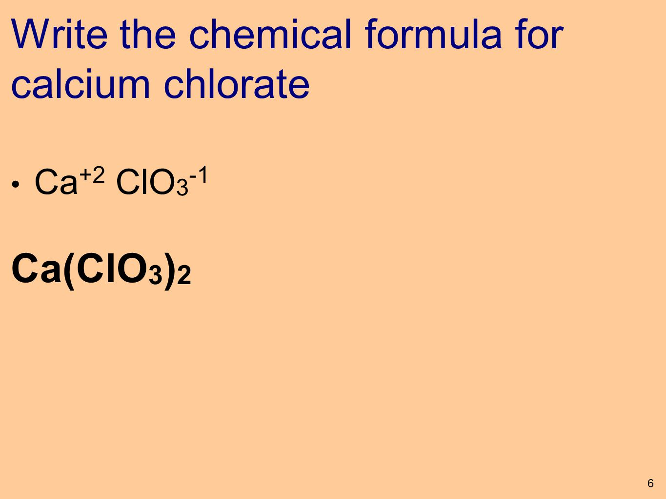 how to read chemical formulas