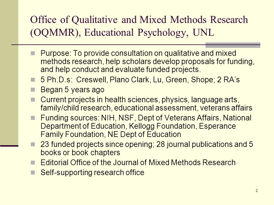 psychology essay qualitative research proposal Guidelines for the research proposal aim the purpose of the research proposal is to help you organise your ideas about your major research project, and to enable you to get feedback on what you are planning to do.