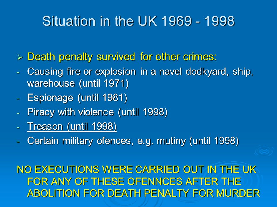 Image result for death penalty uk